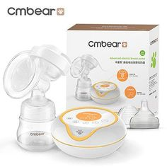 Large Suction USB Electric Breast Pump Breast Feeding Advanced Automatic Massage Electric Breast Pump