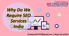 Why Do We Require SEO Services India #SeoServicesIndia #SeoServicesJaipur #SeoFreelancerIndia #SeoExpertIndia