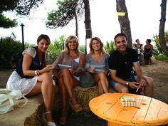 nice people enjoying #settesoli  #vendemmiasulmare #winetasting #menfishire #sicily