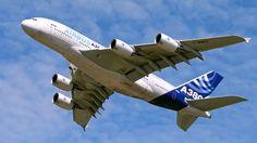 Airbus A380 Avion De Pasajeros
