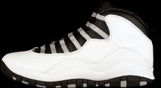 "Air Jordan X ""Steel"" 10/10/13"