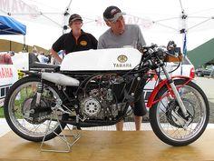Yamaha 125cc V4 RA31A Grand Prix