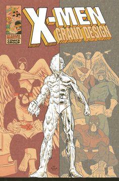 X-Men-Grand-Design-issue-2-cover.jpg 1,024×1,556 pixeles