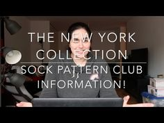Knitting Expat - The New York Collection - Sock Pattern Club Information! https://youtu.be/Wv6vTyGD1Go Welcome to the Knitting Expat Podcast Channel ... this is a special video where I talk through all the details for the upcoming Sock Pattern Club that I will be hosting - The New York Collection! You can find the Knitting Expat Ravelry Group at http://ift.tt/2k4A7hn You can find the shownotes for the podcast at http://ift.tt/1GlOO6Z You can also find me on instagram as knittingexpat…