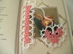 Pink Rosy Heart                       pink by FairyTattingAndTings, $8.00