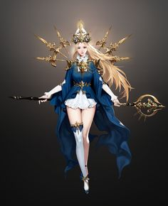 Chica Fantasy, Fantasy Girl, Female Character Concept, Character Art, Anime Art Girl, Manga Art, Fantasy Characters, Female Characters, Neko Maid