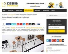 Domitalia on Design Chronicle 2016