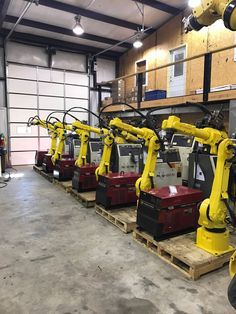 I loved how in this picture you can see how these welding robots can fit in a pallet and how they are organized. It gives a sense of assurance to know that you can fit the whole machine in a small space and still get all the range of services it provides. A friend of mine was talking about how he needed to get a welding robot to help with his projects, so I wanted to look into it to learn more about them.  https://weldingrobot.co/product-services