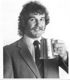 Ken Sheldon. Carlton Afl, Carlton Football Club, Moustaches, Go Blue, Blues, Rock, Navy, Sports, Hale Navy