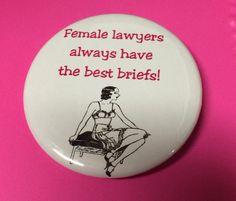 Female lawyer humor