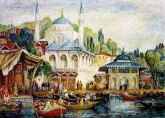 Üsküdar - İbrahim Çallı