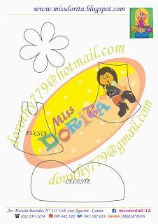 Miss Dorita: Forro Niña 6
