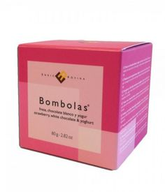#Bombola #fresa #chocolateblanco #yogurt #enricrovira #chocolate #bombones #gourmet #tutoquegourmet