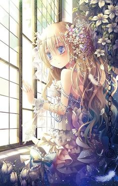 This is Princess Misaki. She is fourth in line for the crown, behind her three older sisters. She is never allowed to be seen by the public, for the kingdom is famous for its Tri-Princess Council. So Misaki would watch every event. Because she never appeared in public she hardly acts like a princess. One day her Mother and three Sisters vanish during a garden party, leaving the hidden princess to rule, though the kingdom has never seen her before.