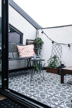 Balcony, Odwzorowanie - Kreujemy autentyczne wnętrzna