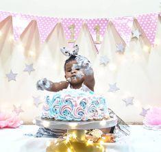 Cake smash for little Brielle! Thank you Rebecca happy she enjoyed her smash cake! Cake Smash, Hyderabad, Themed Cakes, Chocolate Cake, Cupcake Cakes, Dinners, Birthday Cake, Happy, Desserts