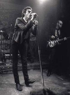 Фото Richard Hell and the Voidoids