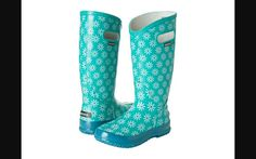 Cute Spring Rain Boots