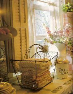 ♥ cottage still life