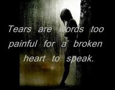 A Mothers Broken Heart Quotes