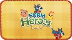 Farm Heroes Saga is an addictive puzzle game from the creators of Candy Crush. http://en.softmonk.com/ios/farm-heroes-saga/