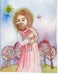 Mother by vusova on Etsy.. i love Etsy's talented artist.. this photo is reasonable priced too