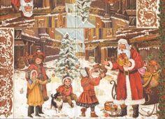 kerst  5 stuks