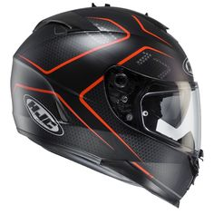 Casco Integrale per Moto HJC Helmets IS 17 LANK MC1SF