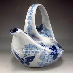 Porcelain+Teapots+ +Chinese+Porcelain+Teapot+Nr+Teapots+photo+6