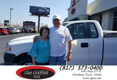 Congratulations Joe on your #Ford #F-150 from Charlene Bradshaw at Van Griffith Kia!  https://deliverymaxx.com/DealerReviews.aspx?DealerCode=PXVJ  #VanGriffithKia