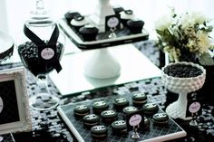 Little Big Company | The Blog: A Chanel Inspired Bridal Shower by Perfectly Sweet