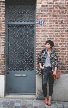 Sous haute surveillance | Le monde de Tokyobanhbao: Blog Mode gourmand