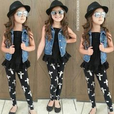 23 Adorable Stylish Kids | Style Motivation Zoey IN LOVE with this!- www.theboutiquehub.com