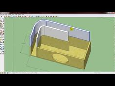 Making a Kerfed Subwoofer Box / Enclosure in Sketchup! - Car Audio Fabrication CAF - YouTube