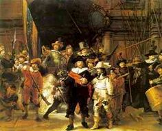 rembrandt night watch - Google Search