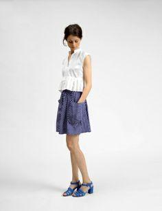 medium building block palermo skirt #shopbird15 #SS14
