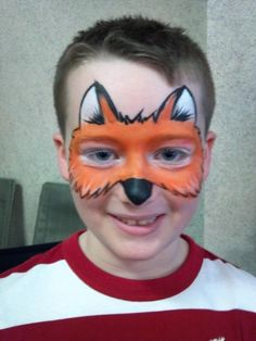 Adorable idea!! Must try fox mask!!