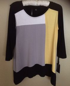 Women's Skye's The Limit Color Block Tunic | eBay