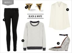 Black & White   Rue