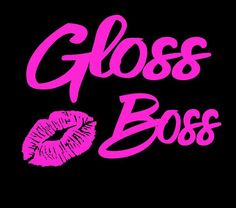 Gloss Boss- Lipsense T-shirt