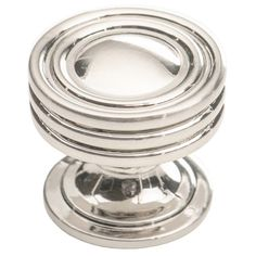 pack of 10 satin nickel cabinet knobs 125 inch diameter and 115 inch projection