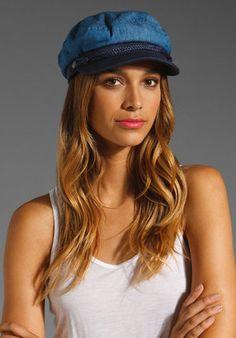 ShopStyle: Brixton Fiddler Hat