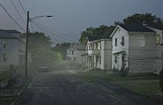 "Untitled (""Esther Terrace""? Production still from ""Beneath the Roses"" (2005?) - Gregory Crewdson"