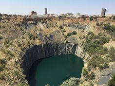 The big hole  Kimberley SA
