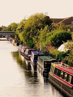 Grand Union Canal, London, Uxbridge