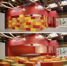 interactive walls.