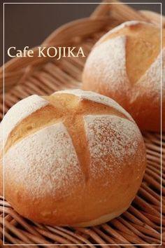 HB de 基本の丸パン レシピ・作り方 by KOJIKAmama|楽天レシピ