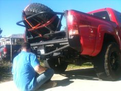 rear bumper Tacoma Prerunner, Tacoma World, Cultural Studies, Toyota Tacoma, Truck Accessories, Building Ideas, Looks Cool, Blacksmithing, Offroad