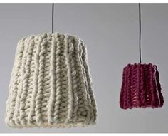 #1 Chunky Knit Lighting