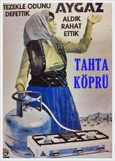 Aygaz – 1963 Source by ilktek Old Poster, Turkey History, Old Commercials, Old Advertisements, Old Ads, Advertising Poster, Historical Pictures, Illustrations And Posters, Retro Design
